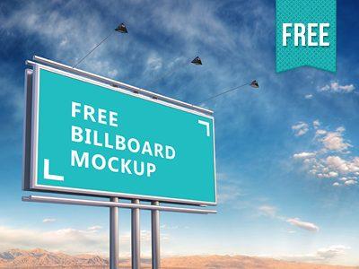 52e6d1bd123d59b890556ed7c3531305 - Free Psd Billboard Mockup