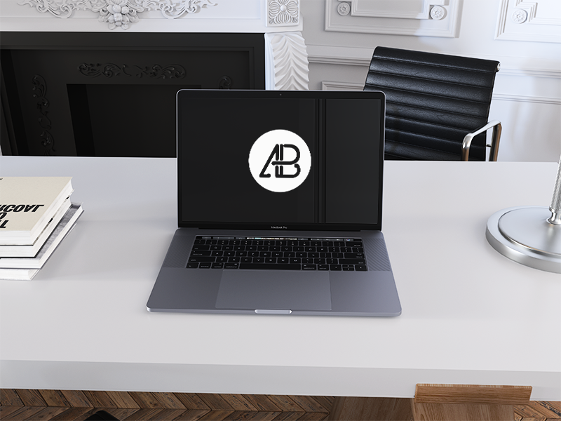 55cb4ab31689d3ec3039ea420d016a87 - Realistic 2016 Space Gray MacBook Pro Mockup vol.6