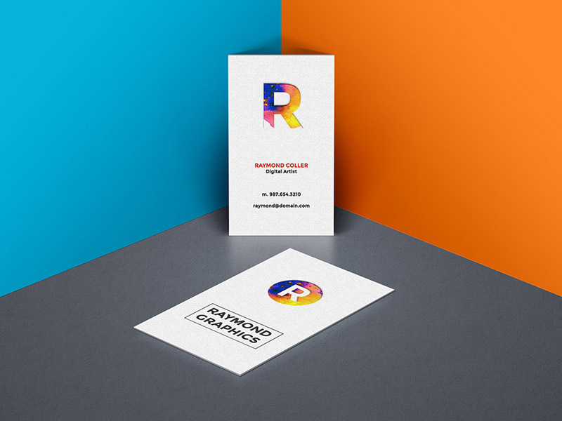 58255c193a270132e07ba453defdb7ca - Business Card Mockup PSD