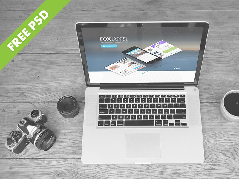 58a969712733350d7704e040ad2052ef - Free PSD Macbook Mockup