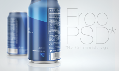 59a64b8f03bce9b1e408b481204438be 400x240 - Soda Can Mockup