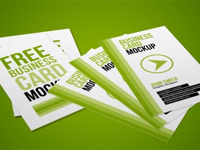 5ab4215ec57e82372a8026b3e04fbd92 - Free Vertical Business Cards Mockup