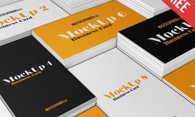 5b06808b4d99b3f4e87a13733dd9dfd1 400x240 - Business Card v2 – 3 Free PSD Mockups