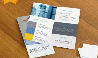 5d45b043ff6bb00e7424b426edb1e03c 400x240 - Free PSD Mockup of Two Bifold Flyers