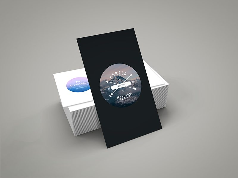 5e15bd8dbc749f5724d8e9d99a3d0378 - Freebie - Business Card Mockup
