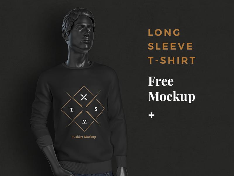 65a50a43143efe3acdb097c5b43a013d 1 - Free Long Sleeve T Shirt Mockup