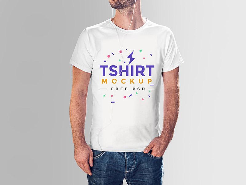 67c1597472a35f1e508c318fa0b389a9 - Tshirt Mockup PSD Template