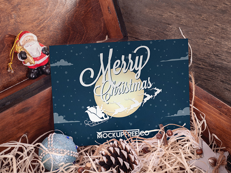 690fba050b22f24959fa4177817ef8da - Cozy Christmas Style – 14 Free PSD Mockups