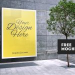 693f7377533b77fc8445fb9c78135029 150x150 - Poster mock up template Free Psd