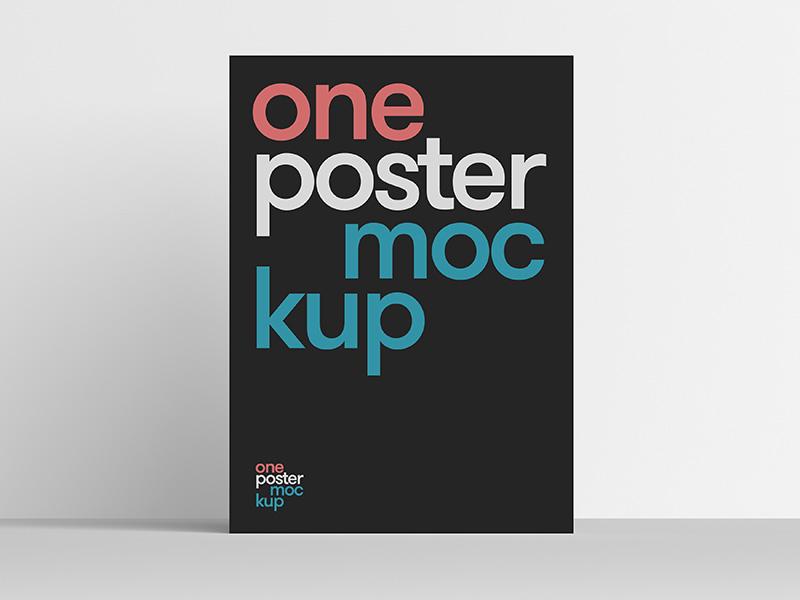 69a2918ab798d30664063a53b354c8d5 - One Poster Mockup