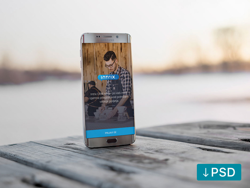 6b0872ad1758ae175dc9a23cfcf4d8fa - Android Phone on a wooden table