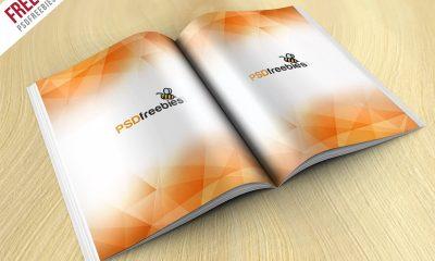 6b60d8cf0b6273db50f9c0fd50ab7e2d 400x240 - Freebie : Brochure Magazine Mockup Free PSD