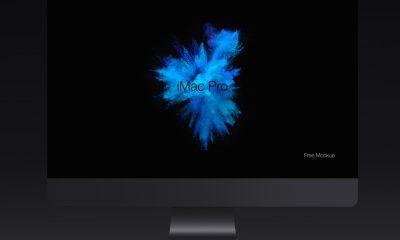 6bae887745554feef6521db6a5caad5b 400x240 - Free iMac Pro Psd Mockup Template
