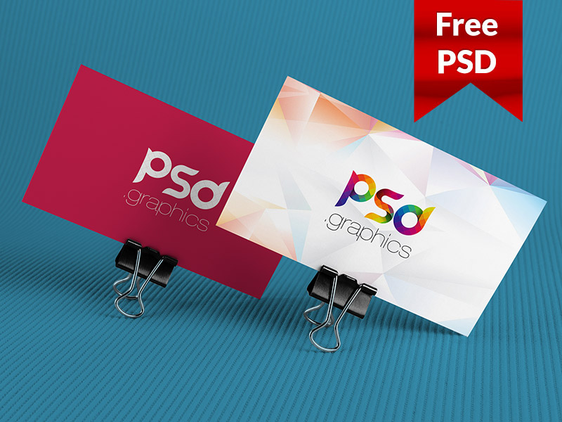 6e91fb2a06b793752ca60f1732513803 - Corporate Business Card Mockup Free PSD