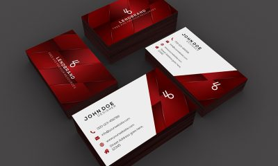 6f79858477a7b66521bffa36d5ec2077 400x240 - Horizontal  & Vertical Free Business Card PSD Mockup