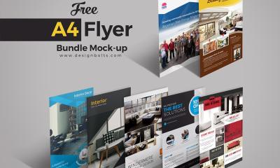 72d465ec14069174a5a604a7e3914874 400x240 - Free A4 Flyer Deal Bundle Preview Mock Up Psd