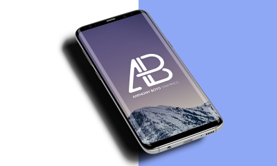73a9a57e4904cb5b379f95d9fb883f48 400x240 - Samsung Galaxy S8 Plus Mockup With changeable Background