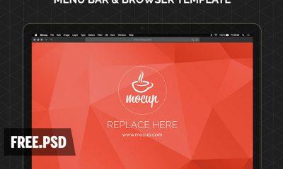 744d6b7fc4353ccf28a84506863af7d5 400x240 - Free Menu Bar & Browser Mockup