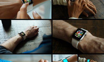 7634f5a267ffd780f388cf2d486db624 400x240 - Awesome Apple Watch Mockups