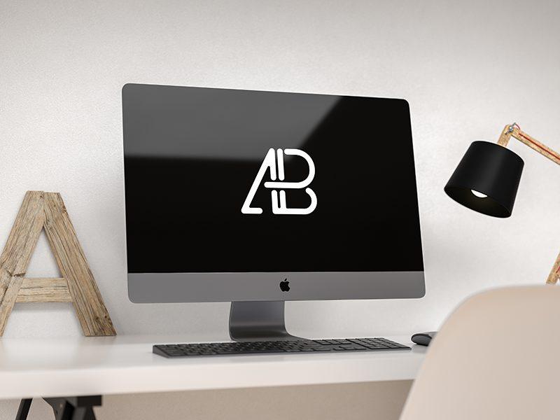 76e8802156135134324226695fa2d0bb - Modern iMac Pro Mockup