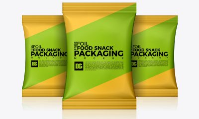 784324d471a26b17c4558581c8d0d848 400x240 - Free Foil Food Snack Packaging Mockup