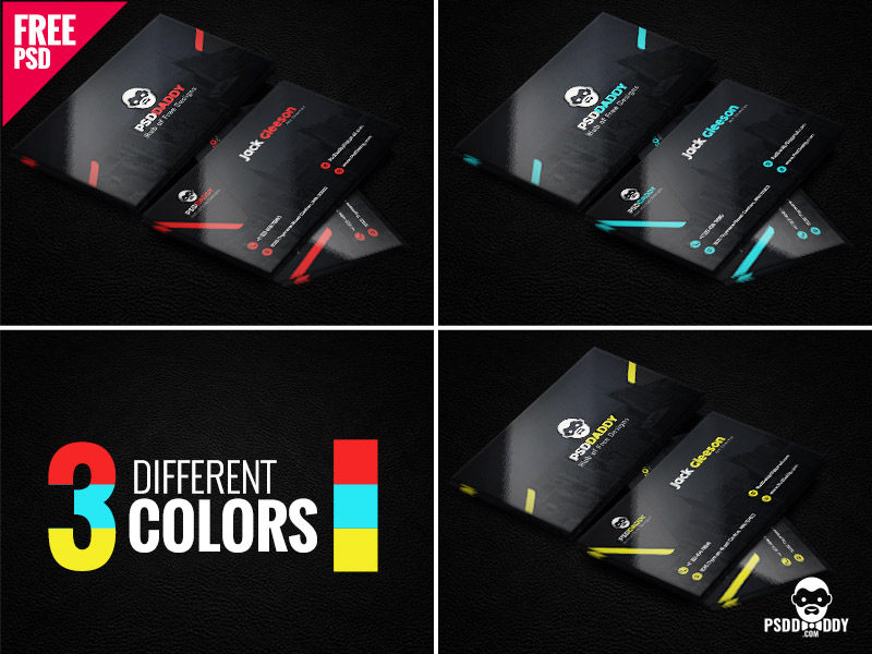 7a44f88c7c44c2204bd7f65064a1fe5f - Designer Business Card Bundle Free PSD