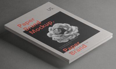 7ba24eb84c5f6576dd0d8dccb10dd718 400x240 - Free Psd Paper Brand Mockup