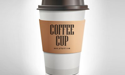 7ce2734cdef5785973a3bcd194d827b2 400x240 - Free Brown Paper Coffee Cup Mockup Psd