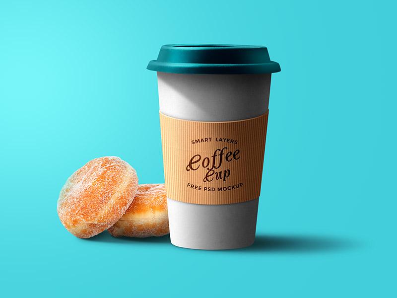 7e3179ebf76de2e3ac70924239de7955 - Coffee Cup PSD Mockup