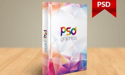 83705ef0b3eb0e57740596875a678b36 400x240 - Book Cover Mockup Free PSD