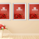 83d3d2bf8780cc82d01a04d75dc002da 80x80 - Free Poster Frame Mockup with Beautiful Flowers on Background
