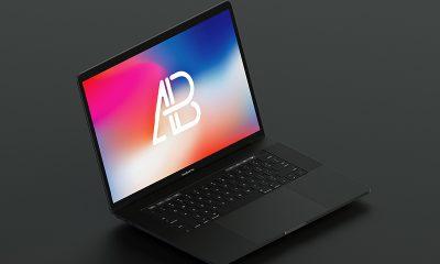 83fa1f4ef6e3e46bce522c9dadb44388 400x240 - Isometric 2017 MacBook Pro Mockup