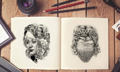 84b4cb1c7b2d78dadfc01a28243ea9f9 400x240 - Free Artist Sketch Book MockUp PSD