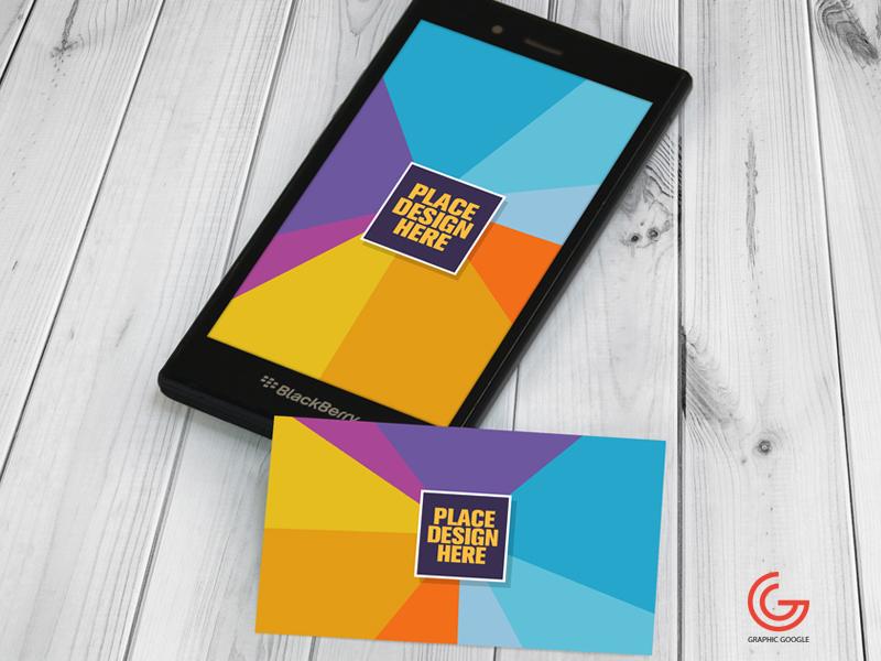 84eec28b83402e0071fae1b906b2b664 - Free Elegant Blackberry Business Card Mock Up Psd