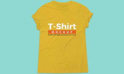 850608018a9cccd5375916b964224097 400x240 - Free Tshirt Mockup For Branding