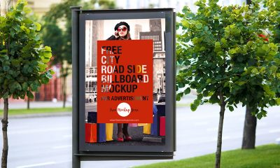 851c2ae1ee5c78cb5dbdbde9ae86a01e 400x240 - Free City Road Side Billboard Mockup For Advertisement