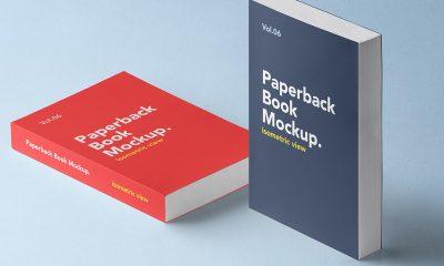 8628edc4dc6836fa1e913cdee1bf2019 400x240 - Free Paperback Psd Book Mockup