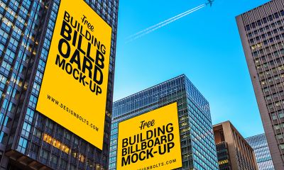 86bf937bf0d117a587926eea00882bff 400x240 - Free Outdoor Building Advertising Billboard Mock-up PSD File