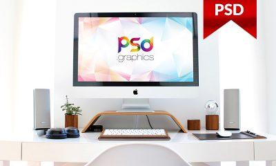 8815b65d2f4e36a27042bc1f1544dfc0 400x240 - iMac Workspace Mockup Free PSD
