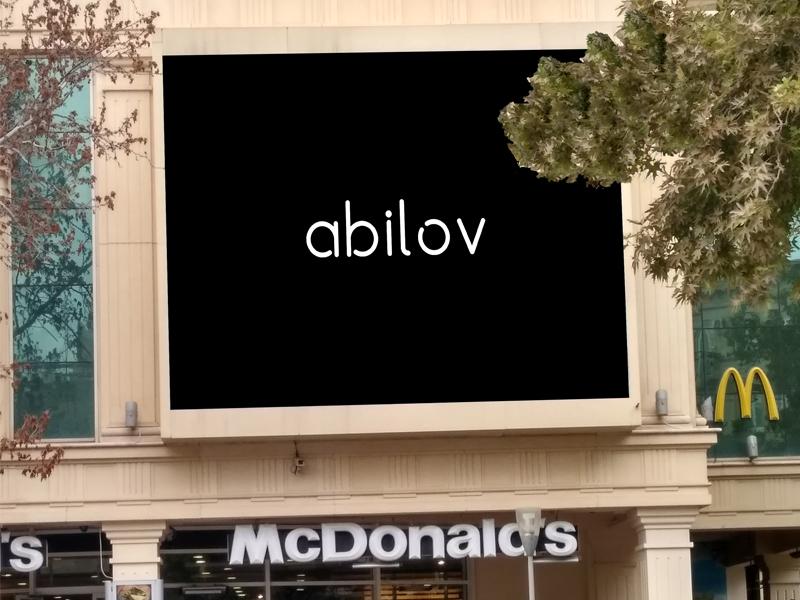 884e3cdf4992a030414ba0a7f3020b68 - Baku McDonalds Billboard Mockup Free psd