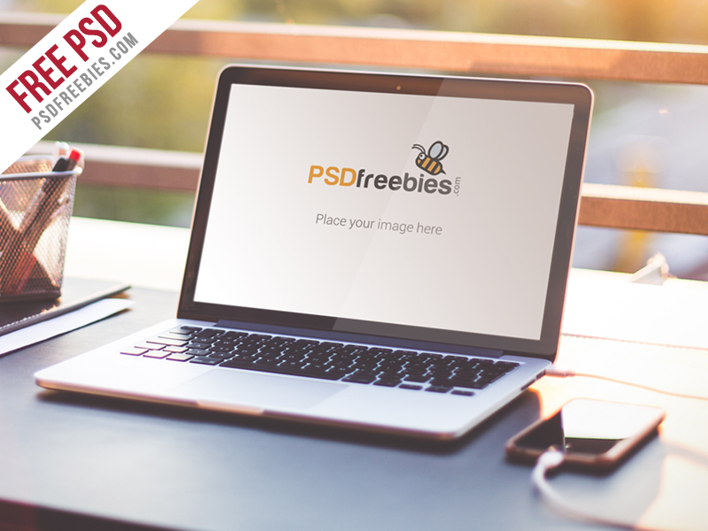 884e924536c346ebff31d6d3df3f2f74 - Macbook Air Mockup Free Psd Freebie