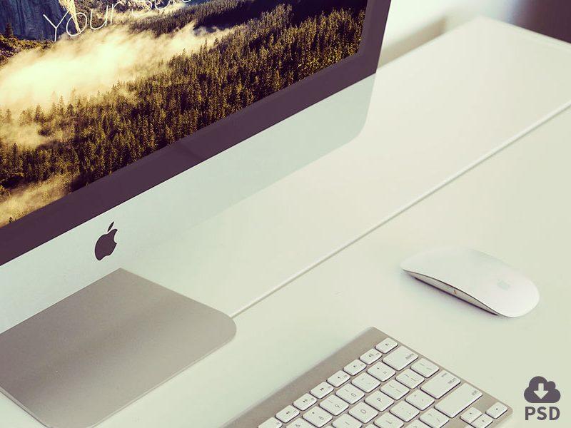 88b6d9b1e331e1bd2e35320bb8d6e523 - Free iMac mockups
