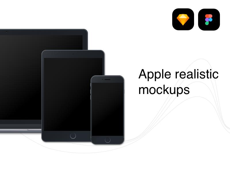 8a35c34a4cbb646a431425031ac1b7fd - Apple devices realistic mockups [FREEBIE]