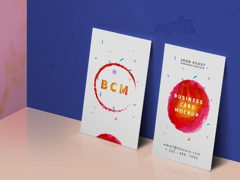 8b90909952c3e05578d7e072cf27ecf7 - Business Card Mockup