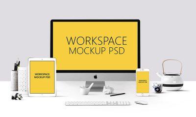 8e337ef005a0407543bc72b75db73336 400x240 - Workspace Mockup PSD