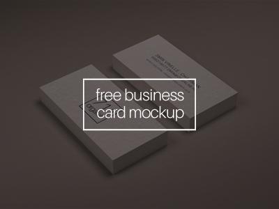 8e931df470f00331099a68042f09a978 - Business Card Mockup