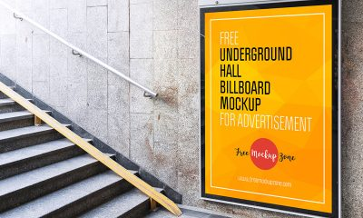 90cb178385092b13e0e3c5c30a2ed3e9 400x240 - Free Underground Hall Billboard Mockup For Advertisement