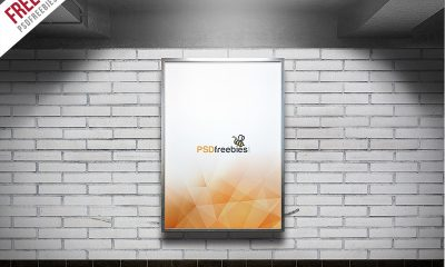 91b89356ccb2bab32b4163d7a2e3e510 400x240 - Freebie : Subway Advertising Billboard Mockup PSD