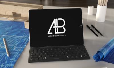 92755d293746d3b05f70c80c31340d52 400x240 - Realistic iPad Pro Mockup vol.4