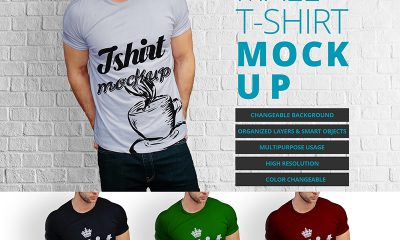 947db364eae87fadcc717af91229f2dc 400x240 - Male t-shirt mock up design Free Psd